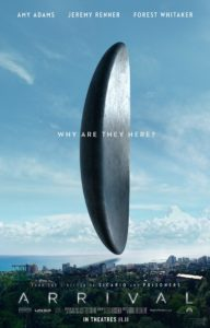 Arrival - poster