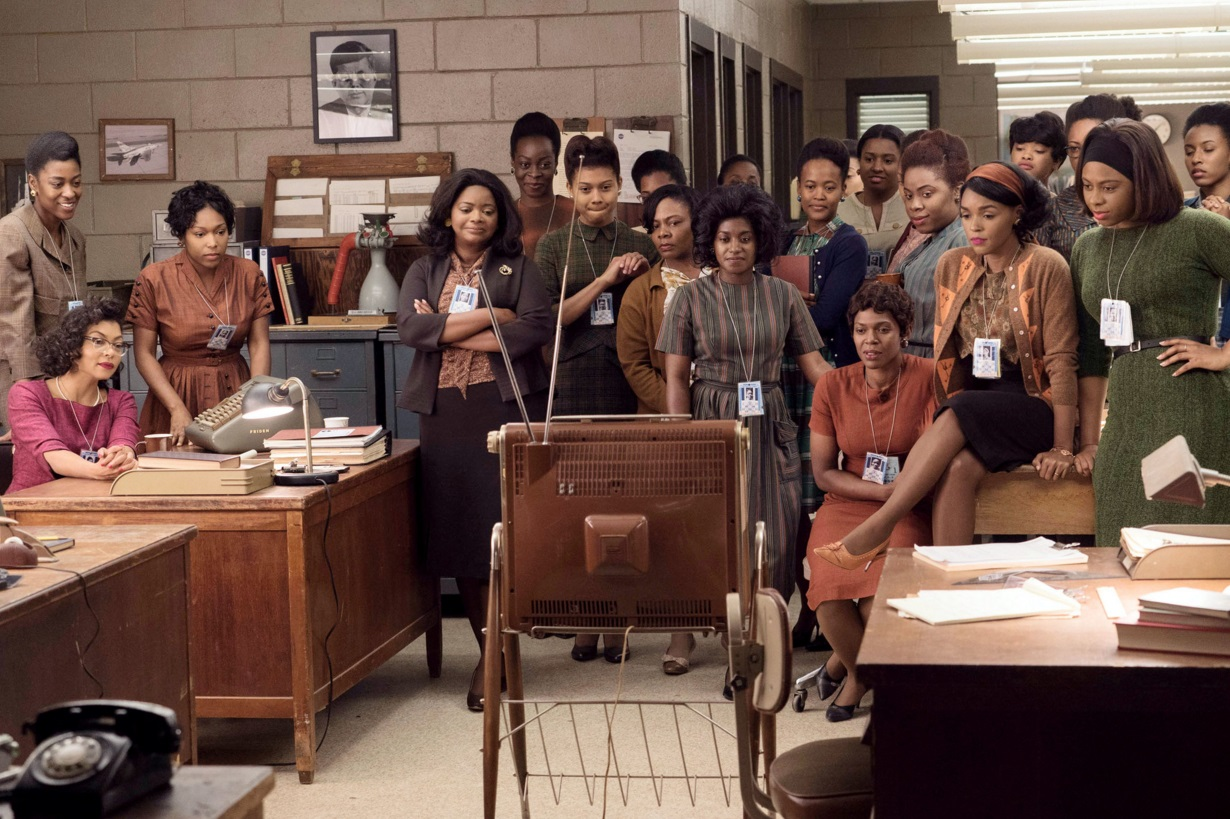 Hidden Figures - black women in science