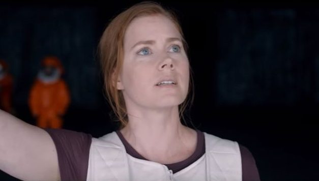 Amy Adams is the Hero in 'Arrival' Trailer
