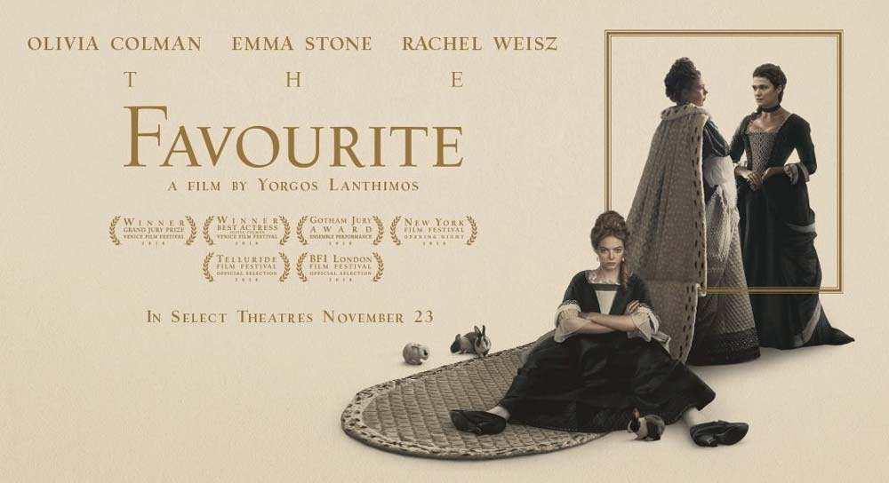 The Favourite (2018) – Review