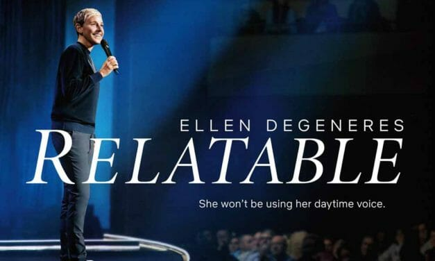 Ellen Degeneres: Relatable (2018) REVIEW – Netflix