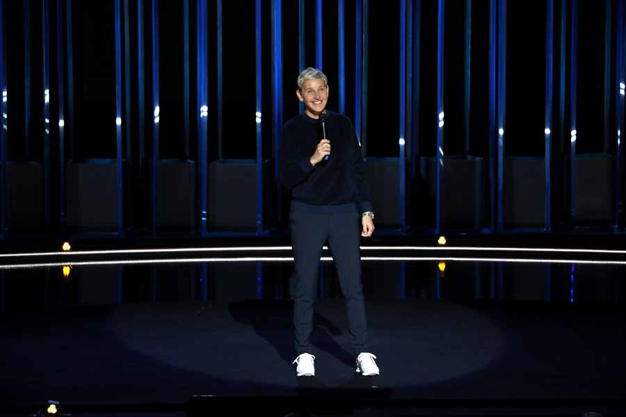 ELLEN DEGENERES: RELATABLE Netflix review