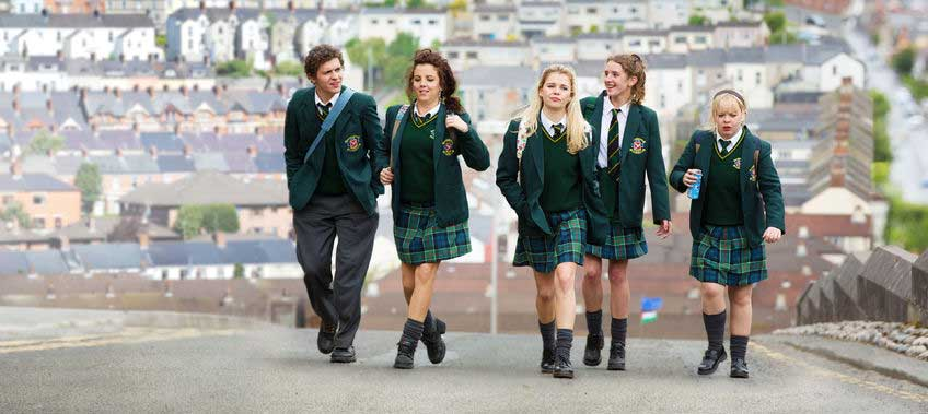 Derry Girls Netflix Series Review