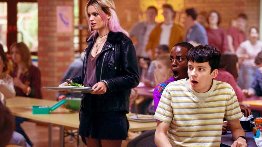 Sex Education Netflix Review – Asa Butterfield, Ncuti Gatwa and Emma Mackey