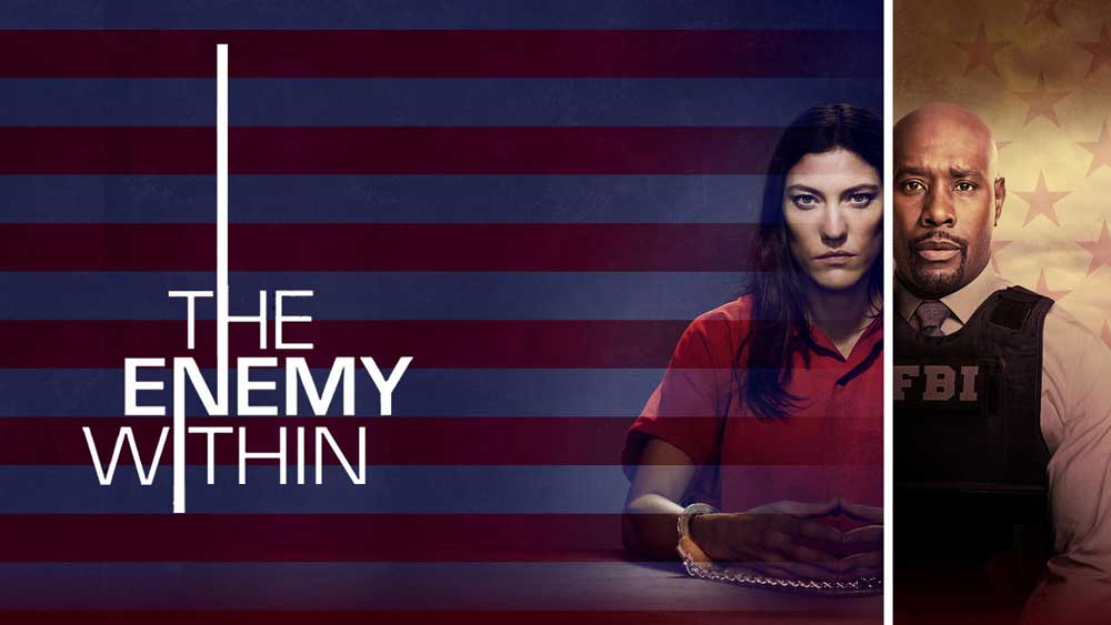 The Enemy Within >> The Enemy Within 2019 Review Nbc Drama Series Womentainment